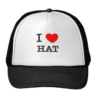I Love Hat