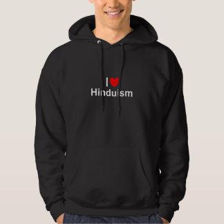 I Love (Heart) Hinduism Hoodie