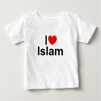 I Love (Heart) Islam Baby T-Shirt