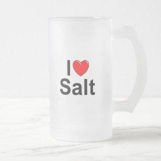 I Love (Heart) Salt Coffee Mug