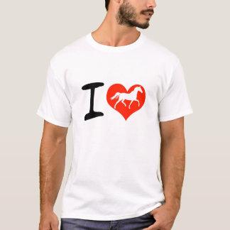 I Love Horses T-Shirt
