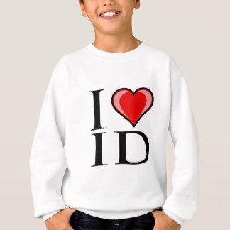 I Love ID - Idaho Sweatshirt