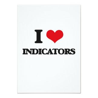 I Love Indicators Cards