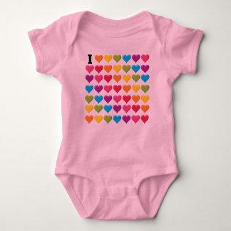 I love (infinity) Rainbow Shirt