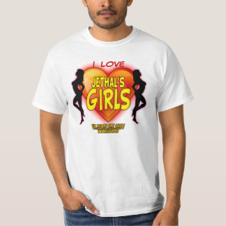 I Love Jethal's Girls T-shirt