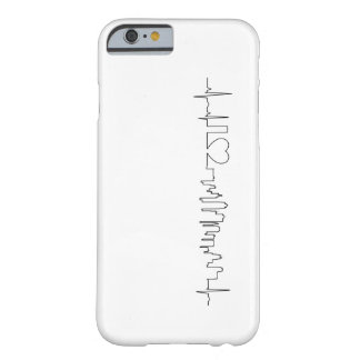 I love Kansas City in an extraordinary ecg style Barely There iPhone 6 Case