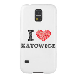 I-love-Katowice Case For Galaxy S5