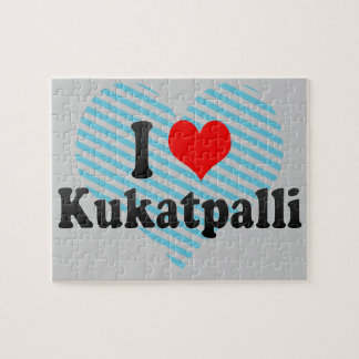 I Love Kukatpalli, India Jigsaw Puzzle