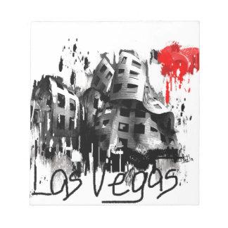I love Las Vegas Notepad