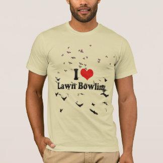 I Love Lawn Bowling T-Shirt