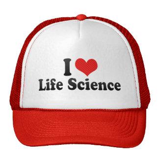 I Love Life Science Trucker Hat