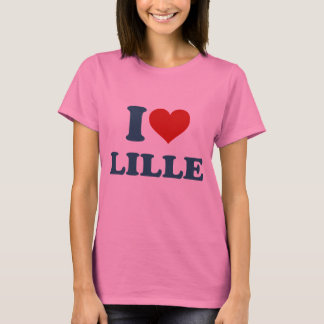 I Love Lille T-Shirt