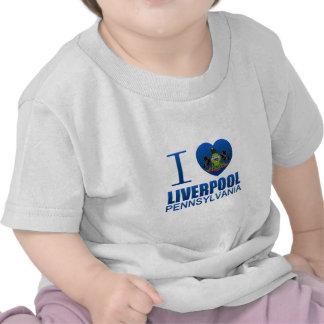 I Love Liverpool, PA Shirt