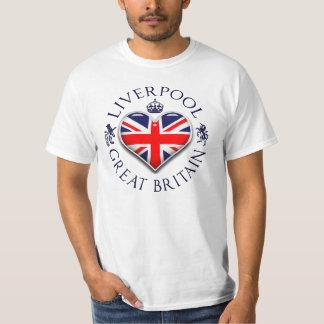 I Love Liverpool Shirt