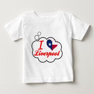 I Love Liverpool, Texas Tshirt
