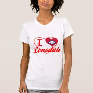 I Love Lonsdale, Arkansas T-shirt