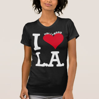 I LOVE LOS ANGELES HOLLYWOOD EDITION T-Shirt
