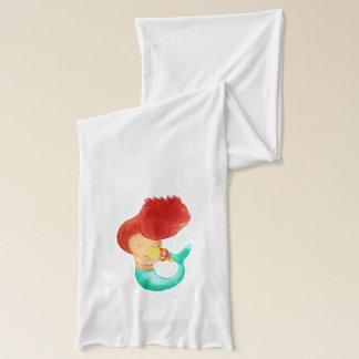 I love Mermaids Scarf