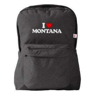 I LOVE MONTANA BACKPACK