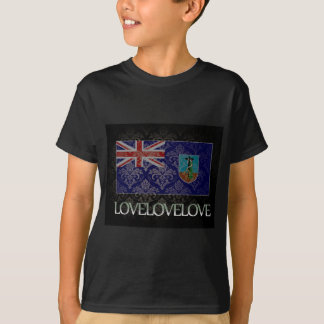 I love Montserrat Cool T-Shirt