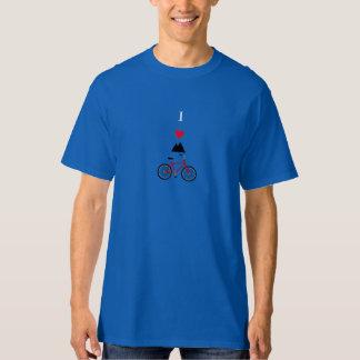 I love Mountain Biking Tshirt