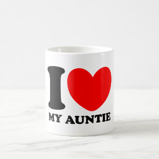 I Love My Auntie Coffee Mug