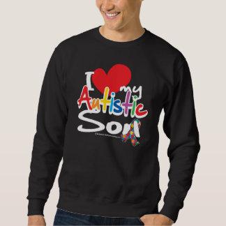 I Love My Autistic Son Sweatshirt