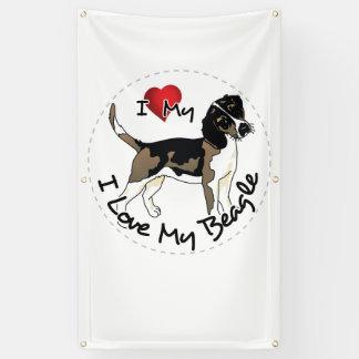 I Love My Beagle Dog