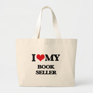 I love my Book Seller Canvas Bag