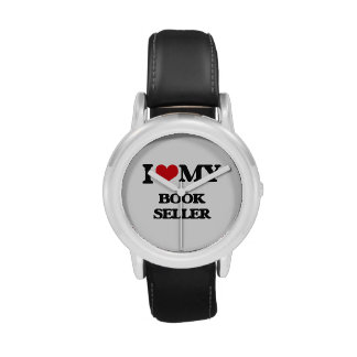 I love my Book Seller Wristwatch