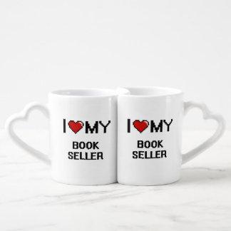 I love my Book Seller Lovers Mug Set