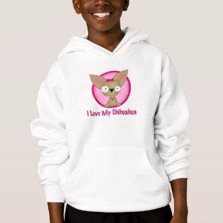 I Love My Chihuahua (pink)