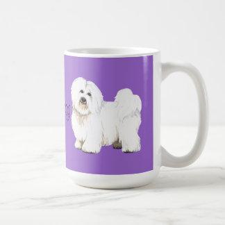 I Love my Coton de Tulear Coffee Mug