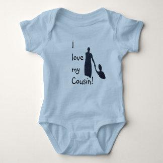 I Love My Cousin! Baby Bodysuit
