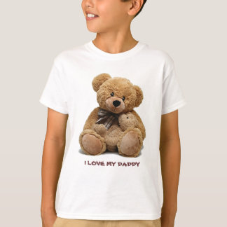 I love my Daddy. Gift T-Shirts for kids