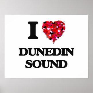 I Love My DUNEDIN SOUND Poster