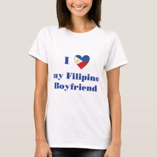 I Love My Filipino Boyfriend 1 T-Shirt