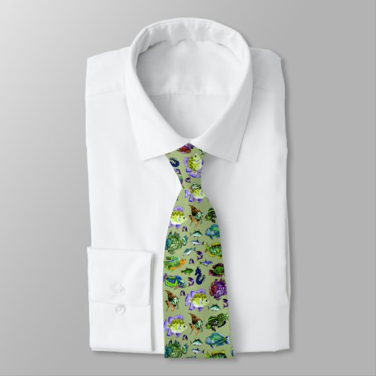 I love my fish tie #3