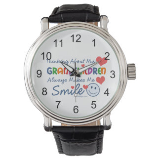 I Love My Grandchildren Watch