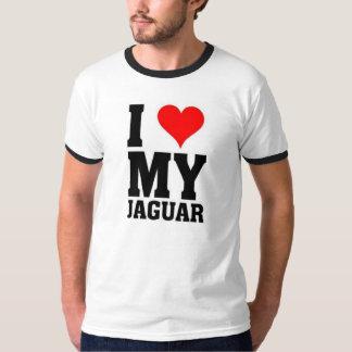 I love my Jaguar T-Shirt