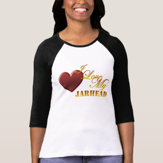 I Love My Jarhead 1 T-Shirt