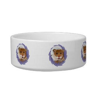 I love my little Hamster Pet Bowl