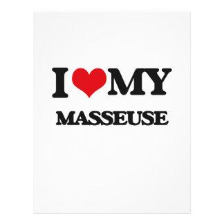 I love my Masseuse Flyer
