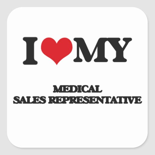 I love my Medical Sales Representative