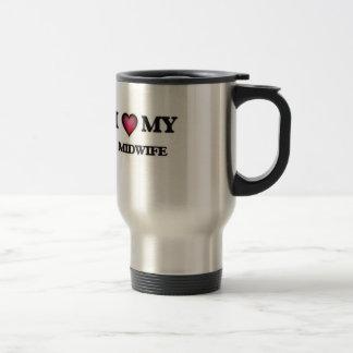 I love my Midwife Travel Mug