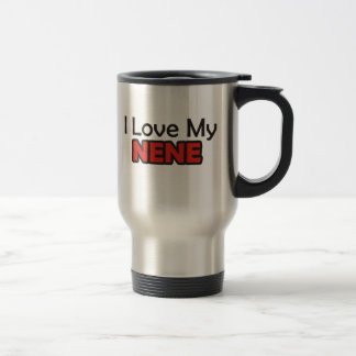I Love My Nene Travel Mug
