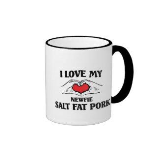 I love my Newfie Salt Fat Pork Ringer Mug