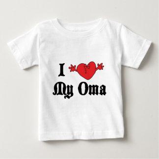 I Love My Oma T-Shirt