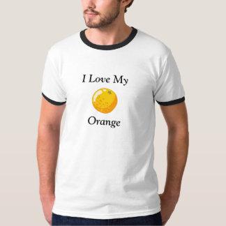 I Love My Orange T-shirt