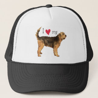 I Love my Otterhound Trucker Hat